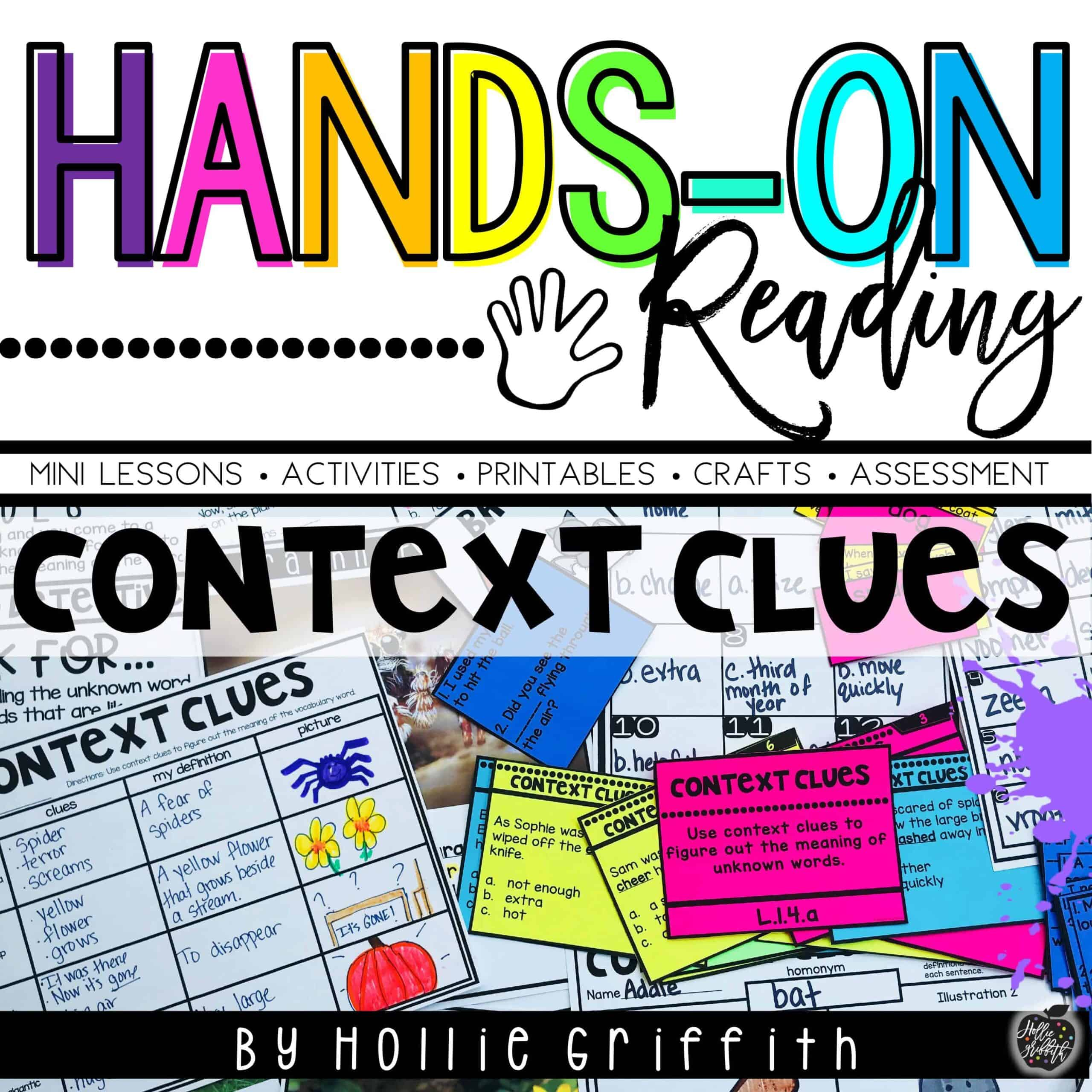Context Clues: Becoming Word Savvy